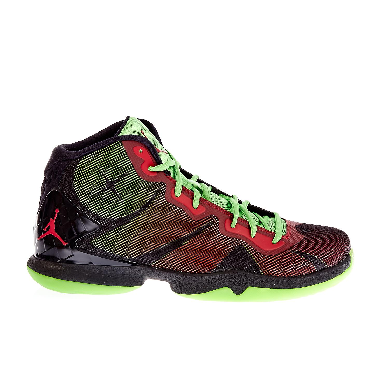 NIKE – Ανδρικά παπούτσια Nike ORDAN SUPER.FLY 4 μαύρα-κόκκινα