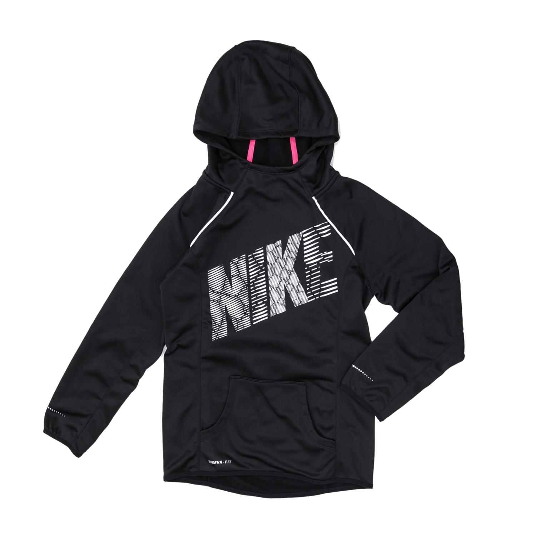 NIKE - Παιδική μπλούζα Nike μαύρη