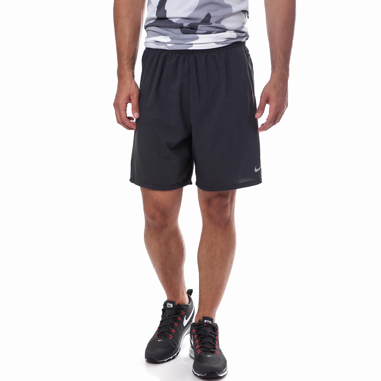 """NIKE - Ανδρικό σορτς Nike 7"""" PHENOM μαύρο ανδρικά ρούχα σορτς βερμούδες αθλητικά"""