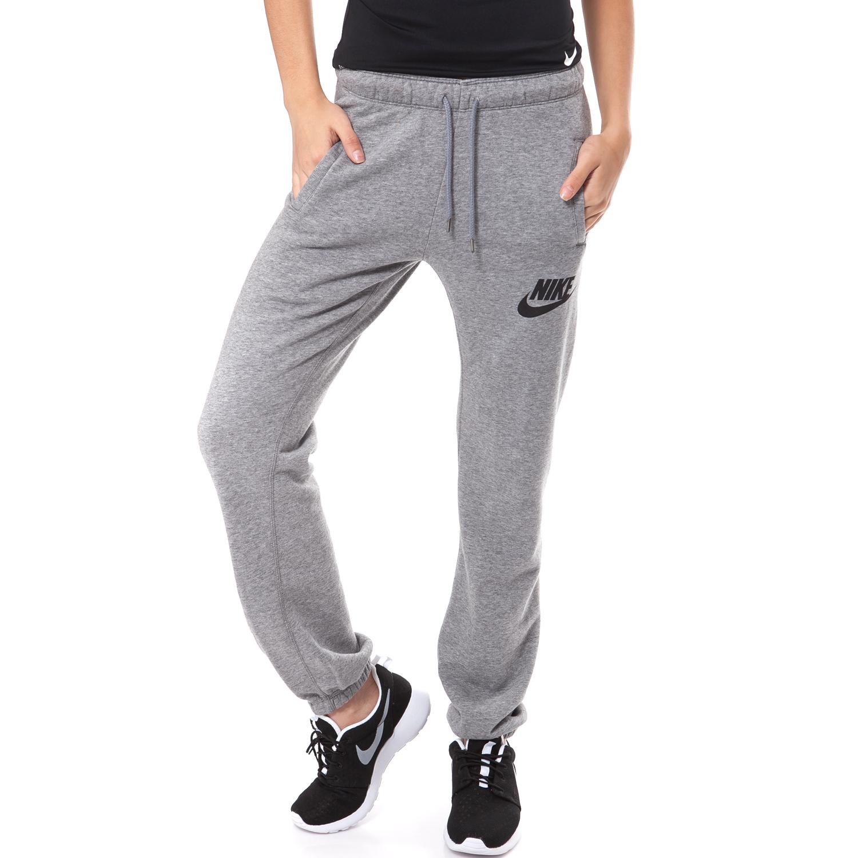 NIKE - Γυναικεία φόρμα Nike γκρι γυναικεία ρούχα αθλητικά φόρμες