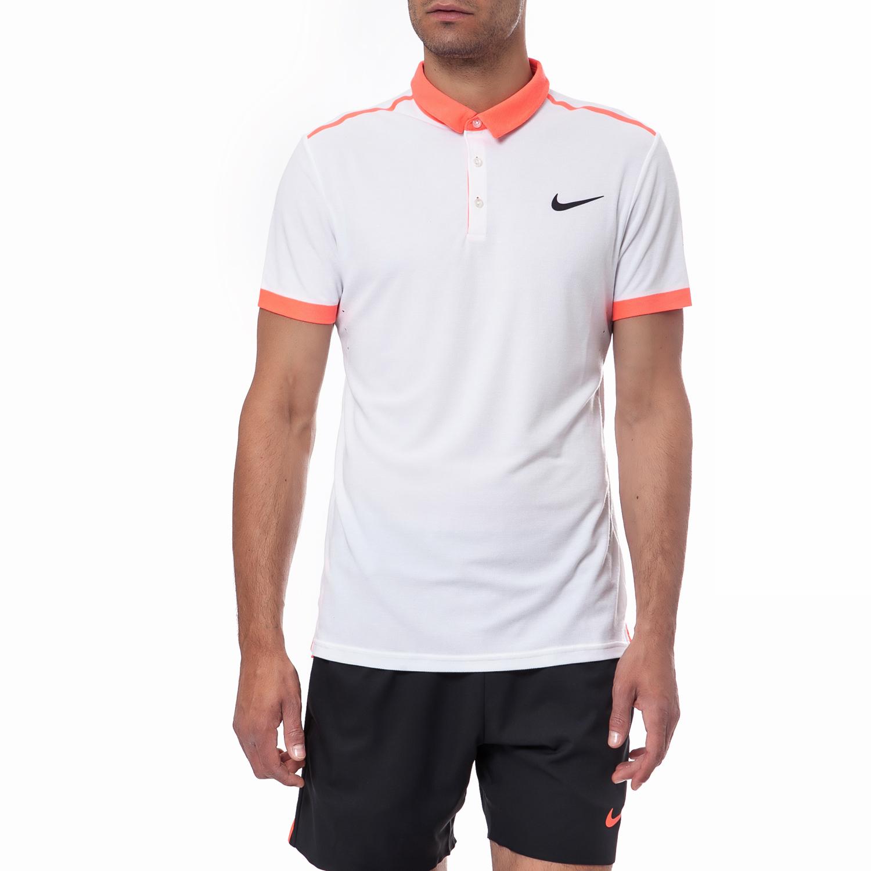 NIKE - Ανδρική μπλούζα Nike λευκή