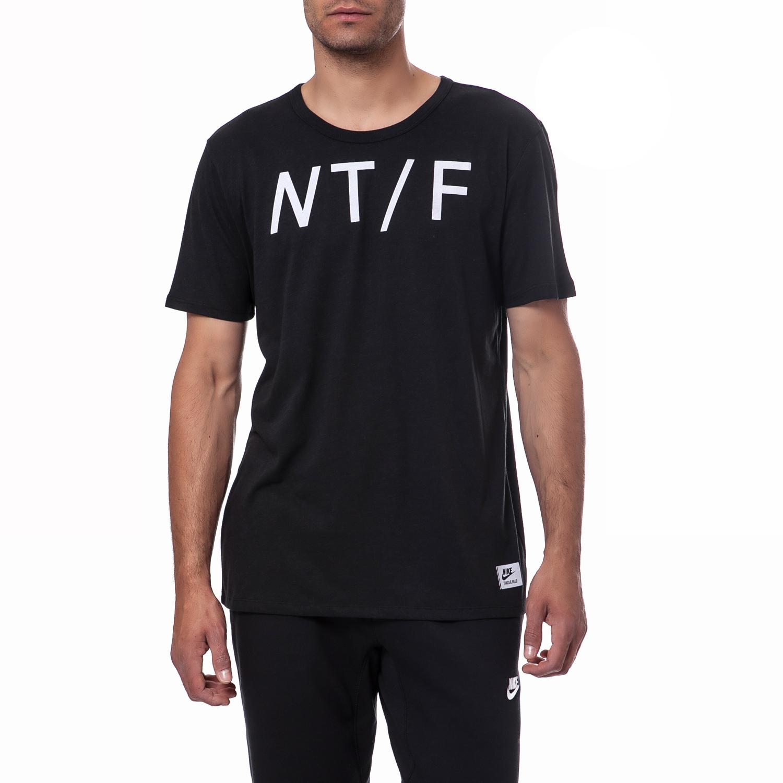 NIKE - Ανδρική μπλούζα Nike μαύρη