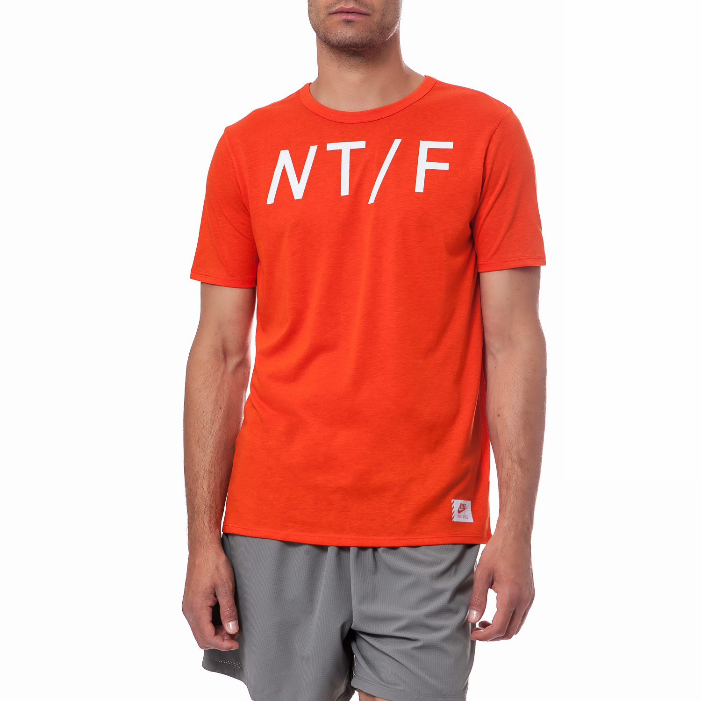 NIKE - Ανδρική μπλούζα Nike πορτοκαλί