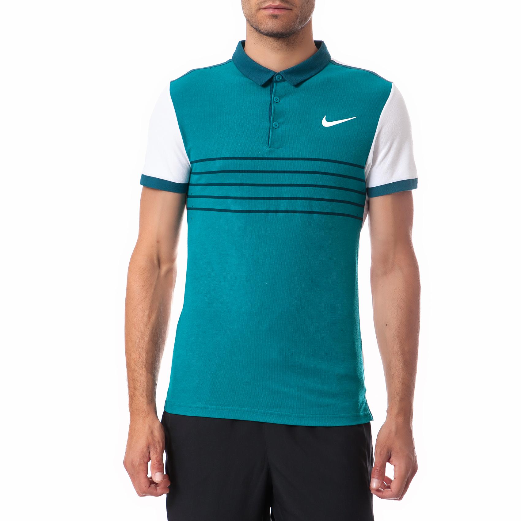 NIKE - Ανδρική μπλούζα Nike πράσινη