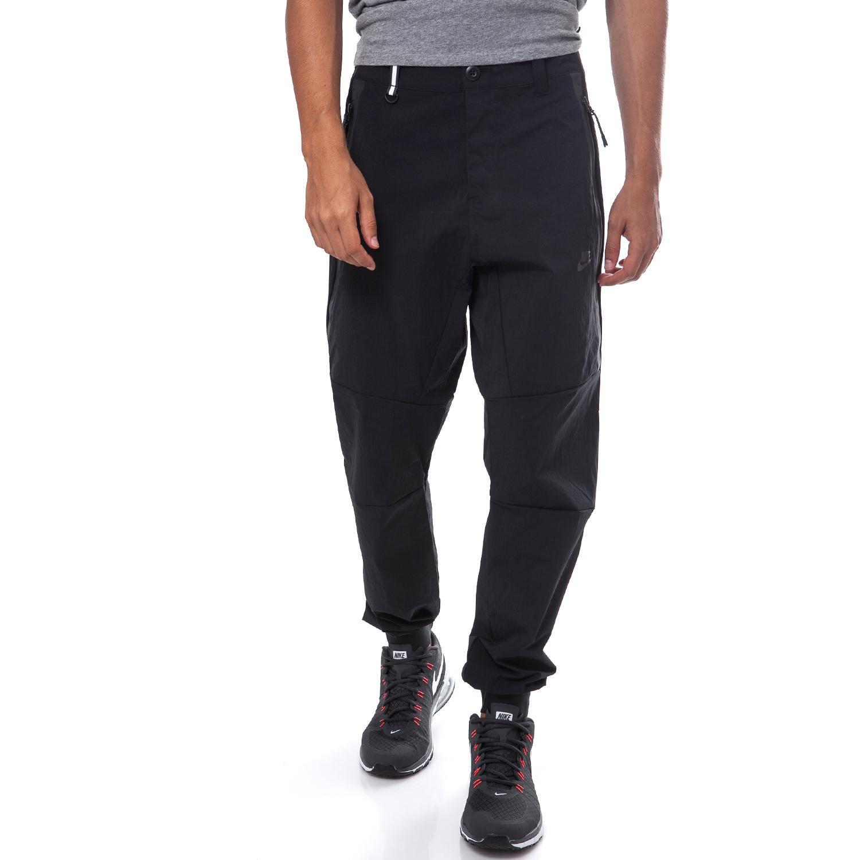 NIKE - Ανδρική φόρμα Nike μαύρη ανδρικά ρούχα αθλητικά φόρμες