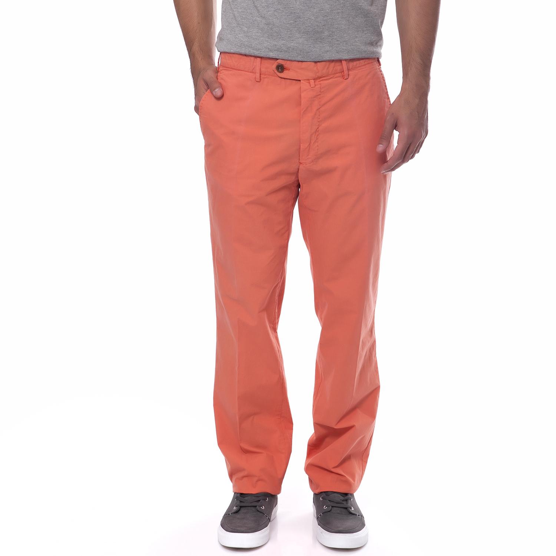 GANT - Ανδρικό παντελόνι Gant πορτοκαλί