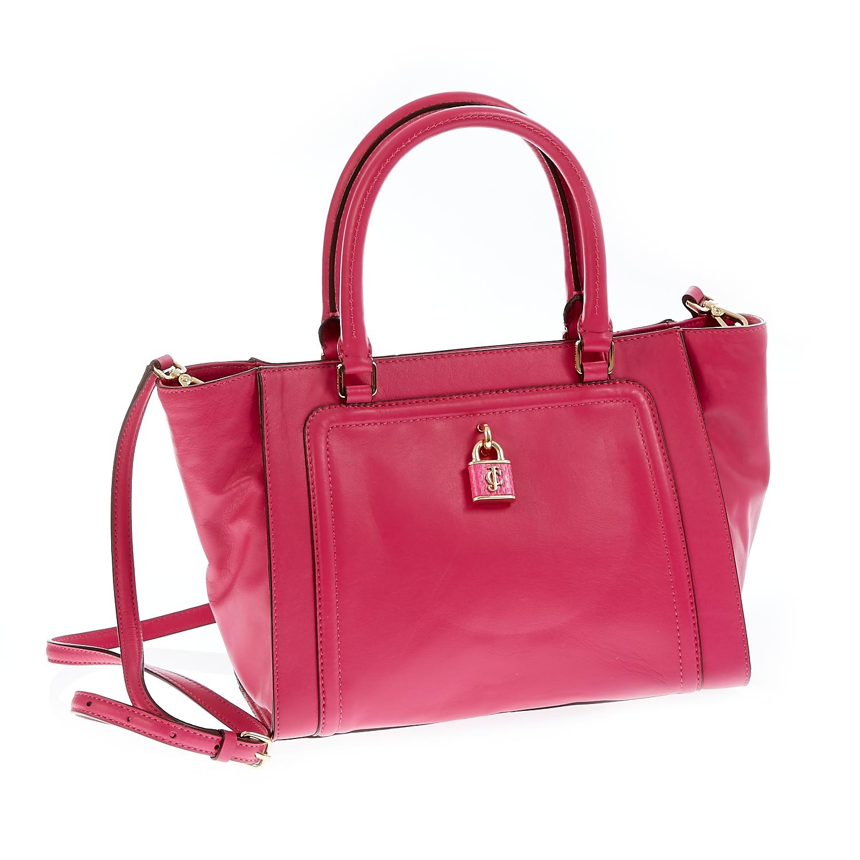 JUICY COUTURE – Γυναικεία τσάντα Juicy Couture φούξια 1409480.0-00F1