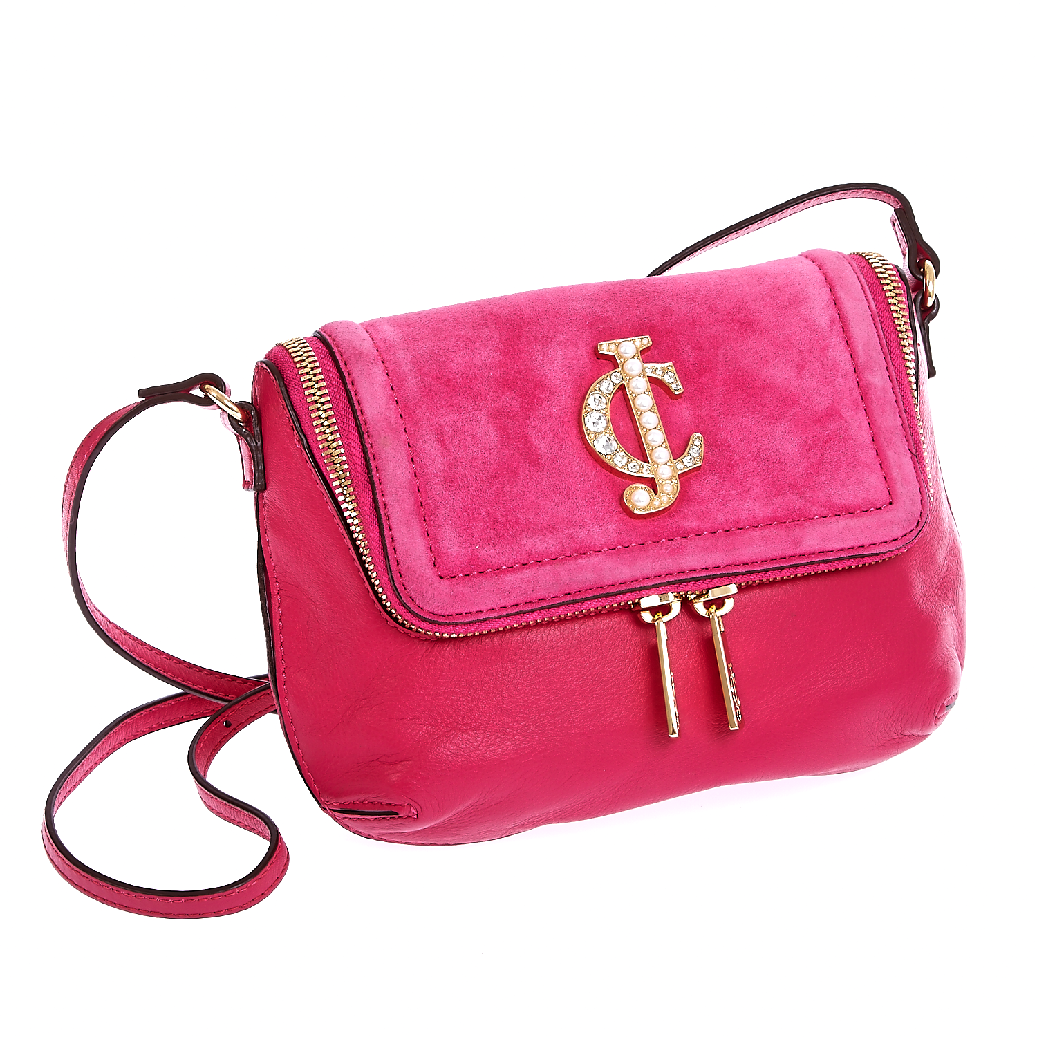 JUICY COUTURE – Τσάντα Juicy Couture φούξια 1409482.0-00P6