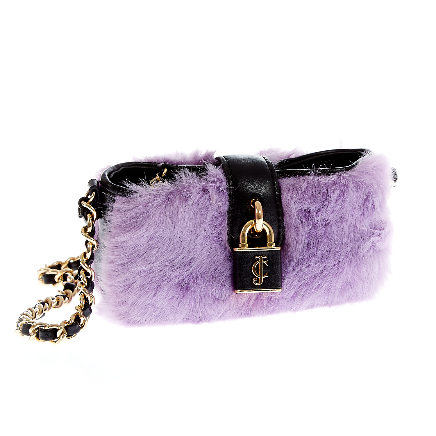 JUICY COUTURE – Γυναικεία τσάντα Juicy Couture μωβ 1409506.0-00D1