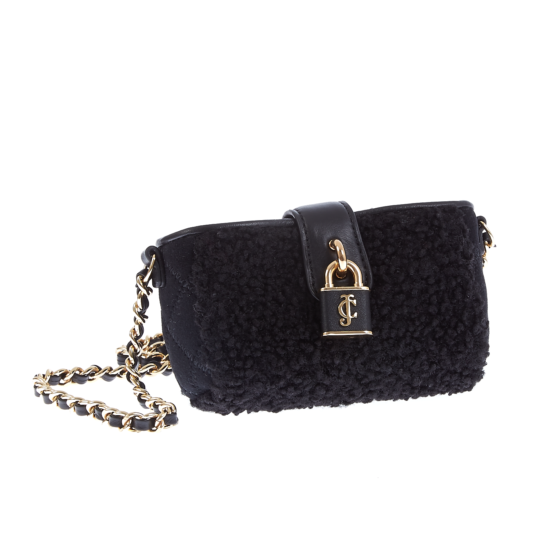 JUICY COUTURE – Γυναικεία τσάντα Juicy Couture μαύρη 1409527.0-0071