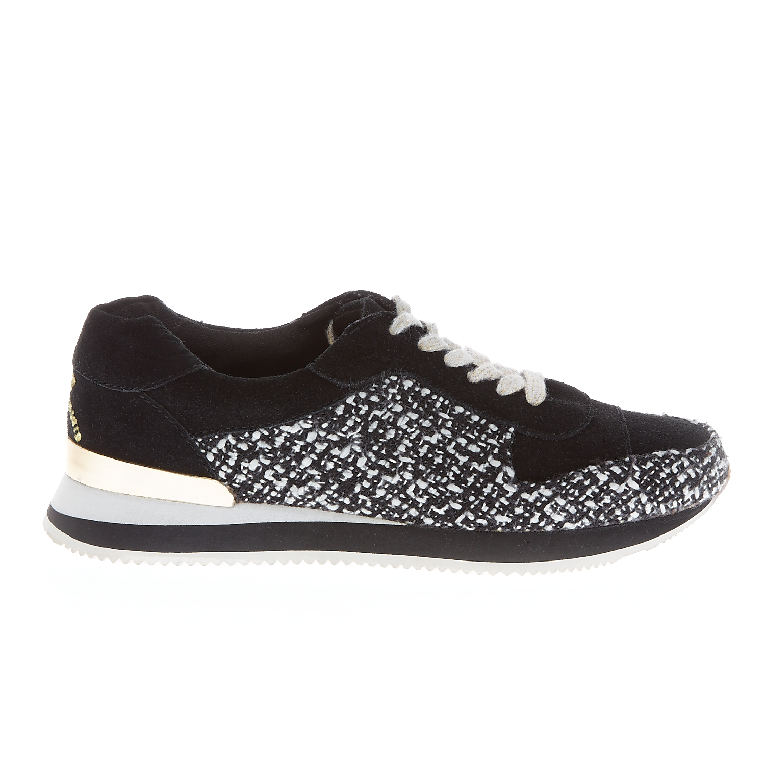 JUICY COUTURE – Γυναικεία sneakers Juicy Couture μαύρα