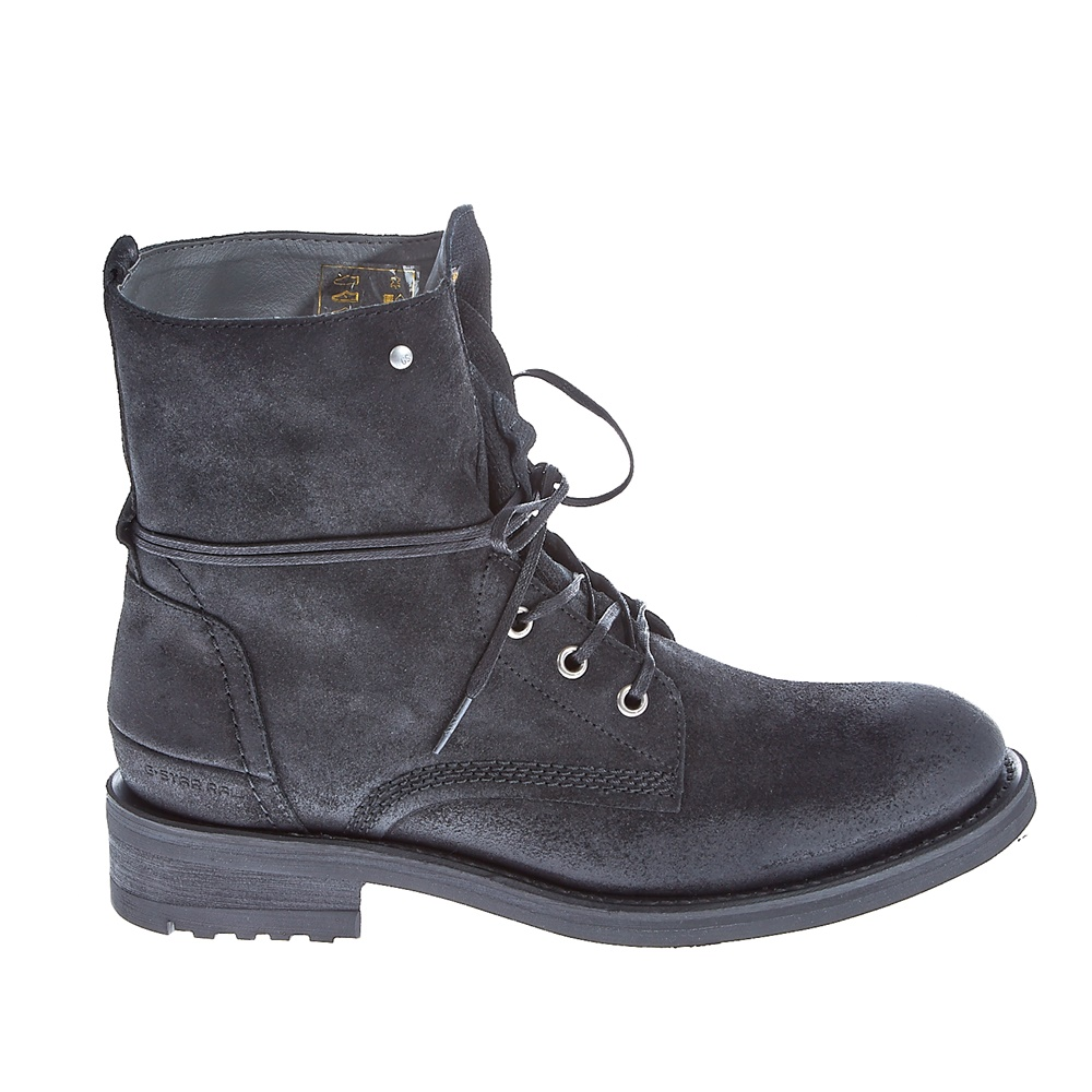 G-STAR RAW - Γυναικεία μποτάκια G-Star Raw μαύρα γυναικεία παπούτσια μπότες μποτάκια μποτάκια