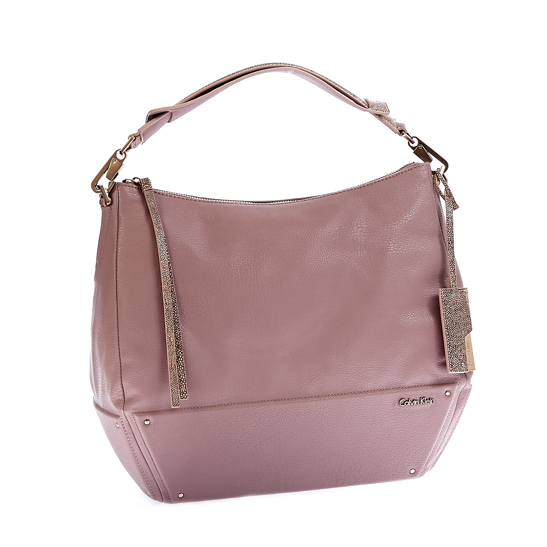 CALVIN KLEIN JEANS – Γυναικεία τσάντα Calvin Klein Jeans ροζ 1412533.0-00Q5