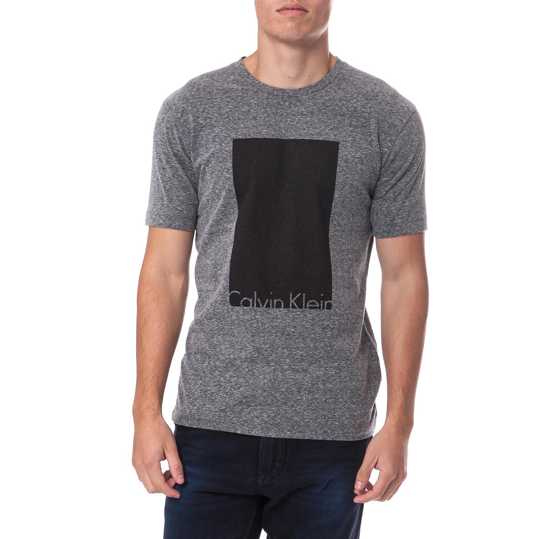 91e62bad48e1 CALVIN KLEIN JEANS - Ανδρική μπλούζα Calvin Klein Jeans γκρι