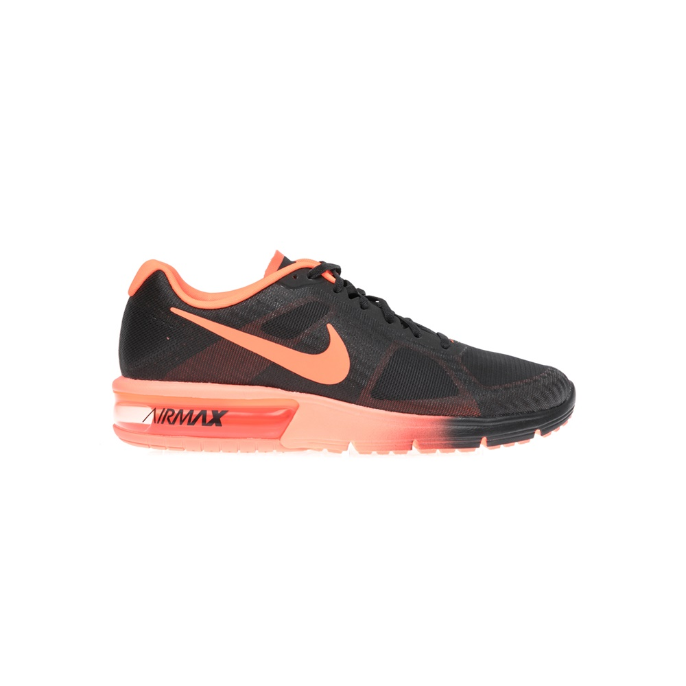 NIKE – Αντρικά αθλητικά παπούτσια NIKE AIR MAX SEQUENT μαύρα