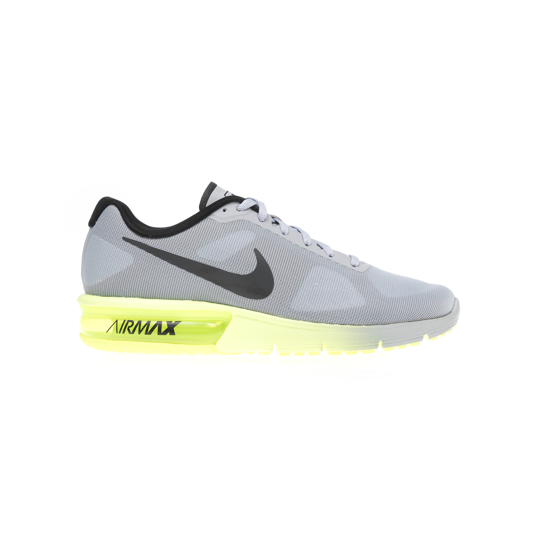 NIKE – Αντρικά αθλητικά παπούτσια NIKE AIR MAX SEQUENT γκρι
