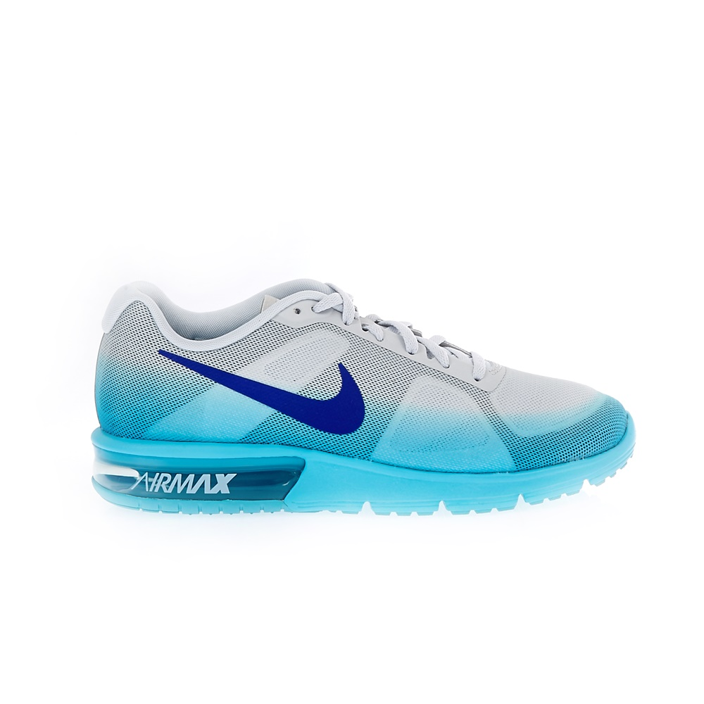 NIKE - Γυναικεία αθλητικά παπούτσια NIKE AIR MAX SEQUENT γκρι-τυρκουάζ