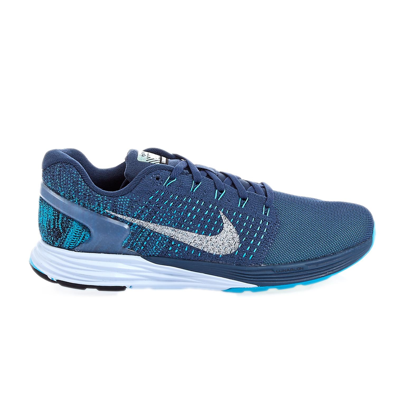 NIKE – Ανδρικά παπούτσια Nike LUNARGLIDE 7 FLASH μπλε