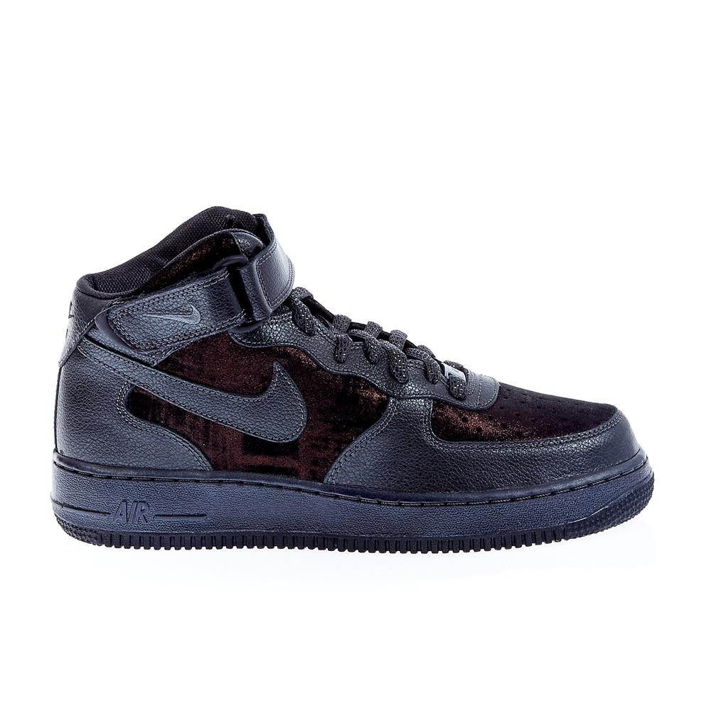 NIKE – Γυναικεία παπούτσια NikeAIR FORCE 1 '07 MID PRM μαύρα