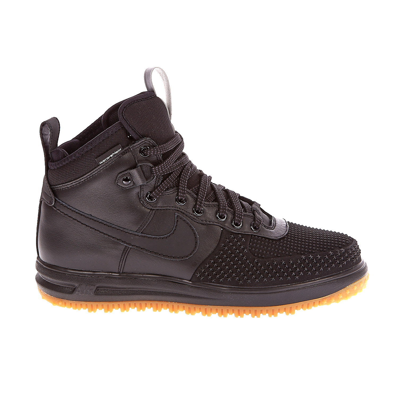 NIKE – Ανδρικά αθλητικά παπούτσια NIKE LUNAR FORCE 1 DUCKBOOT μαύρα