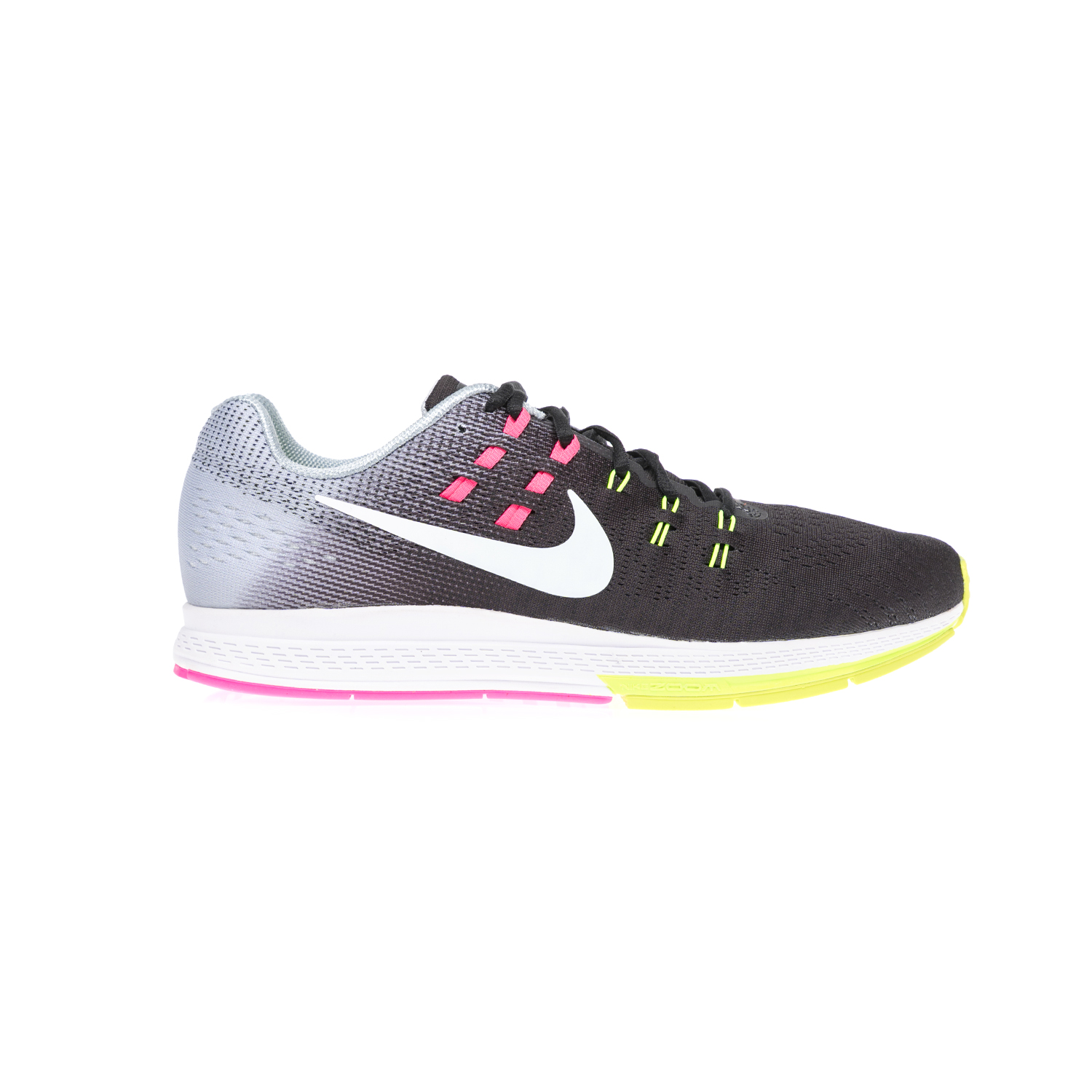 NIKE – Αντρικά αθλητικά παπούτσια NIKE AIR ZOOM STRUCTURE 19 μαύρα