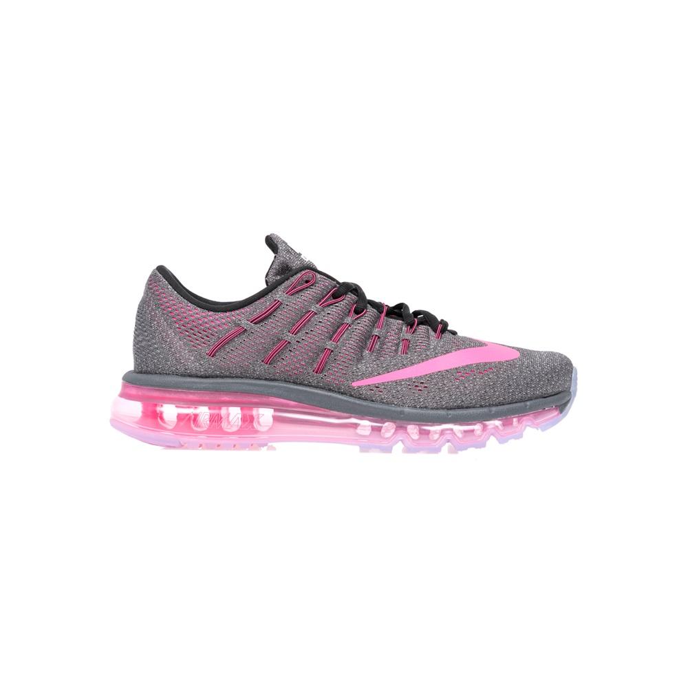 NIKE – Γυναικεία αθλητικά παπούτσια NIKE AIR MAX 2016 γκρι-ροζ