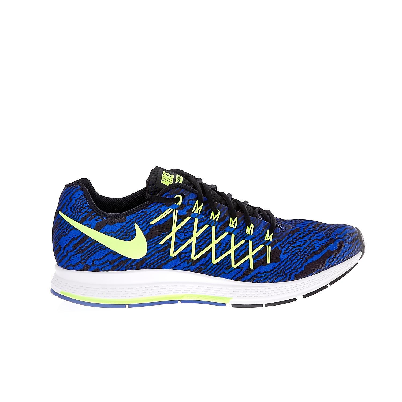 NIKE - Γυναικεία παπούτσια NIKE AIR ZOOM PEGASUS 32 PRINT μπλε ανδρικά παπούτσια αθλητικά running