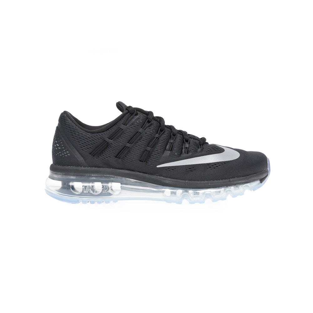 NIKE - Παιδικά παπούτσια NIKE AIR MAX 2016 (GS) μαύρα αθλητικά