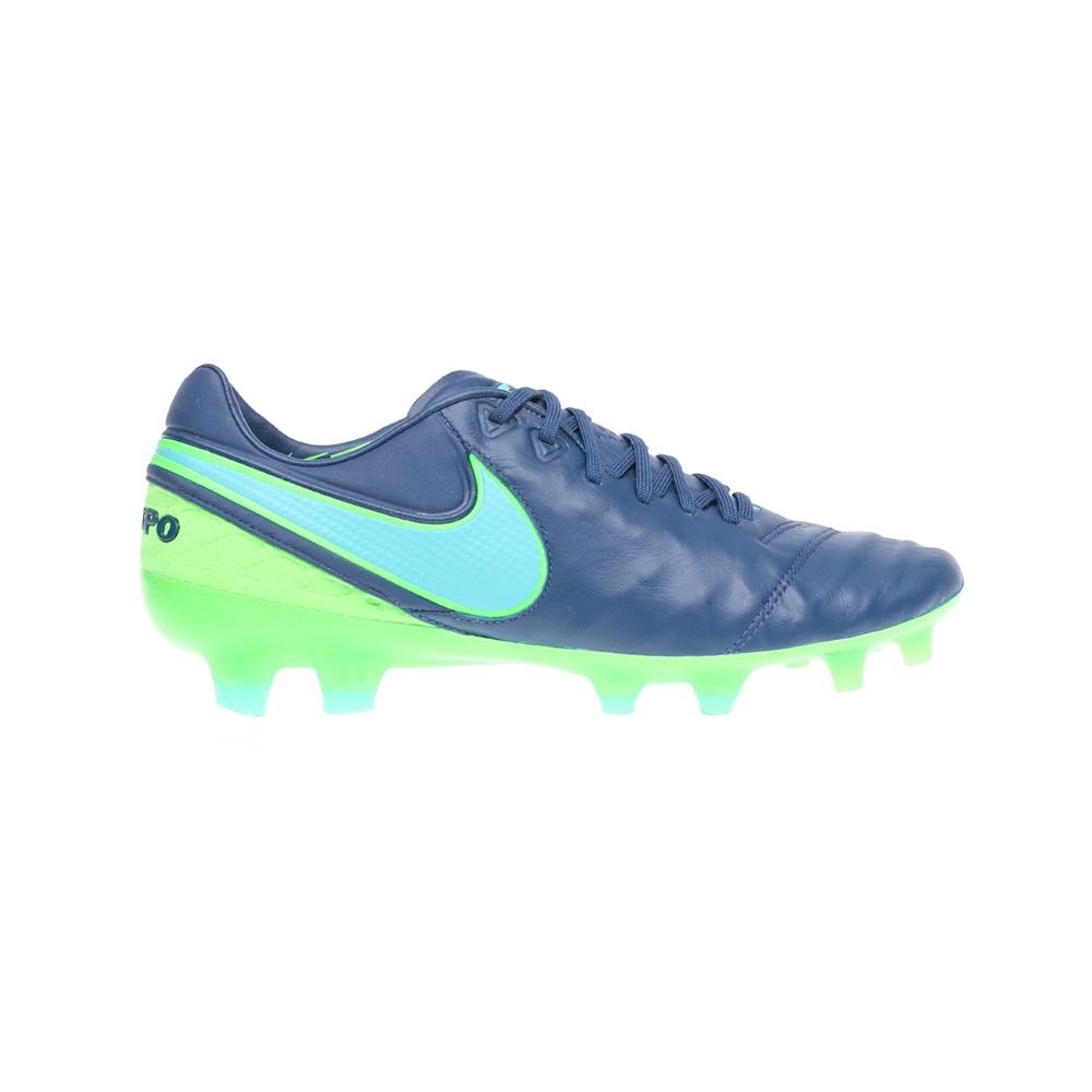 NIKE – Αντρικά αθλητικά παπούτσια NIKE TIEMPO LEGEND VI FG μπλε-πράσινο