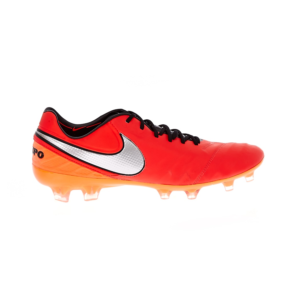 NIKE - Ανδρικά ποδοσφαιρικά παπούτσια Nike Tiempo Legend VI FG κόκκινα