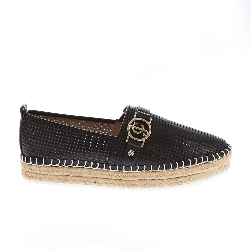JUICY COUTURE - Γυναικείες εσπαντρίγιες Juicy Couture μαύρο γυναικεία παπούτσια εσπαντρίγιες