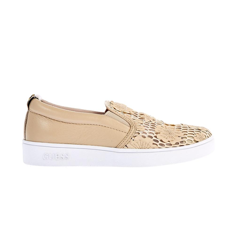 GUESS – Γυναικεία παπούτσια Guess μπεζ