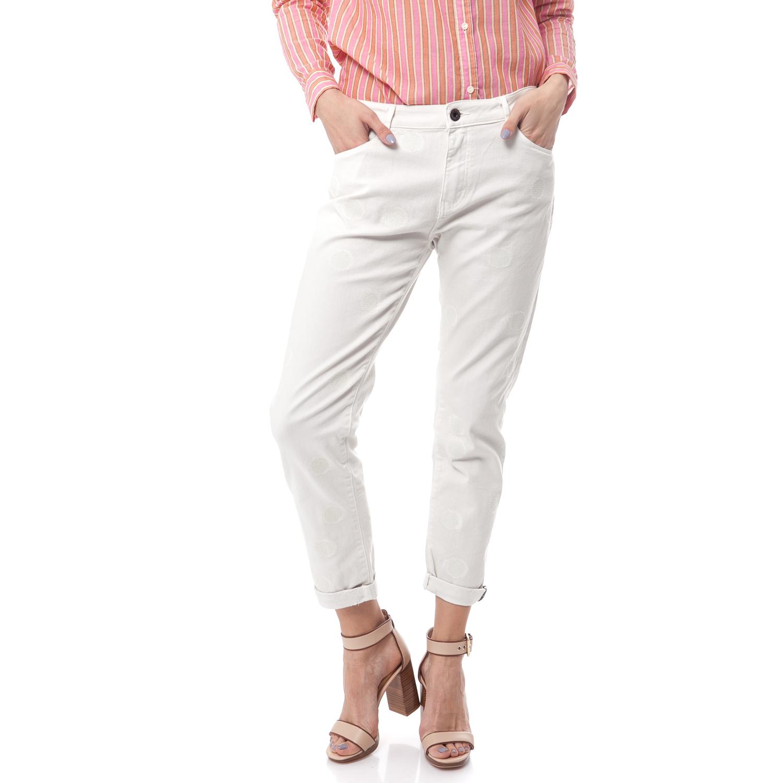 MAISON SCOTCH - Γυναικείο τζιν παντελόνι Maison Scotch Petit Ami ημίλευκο γυναικεία ρούχα παντελόνια jean