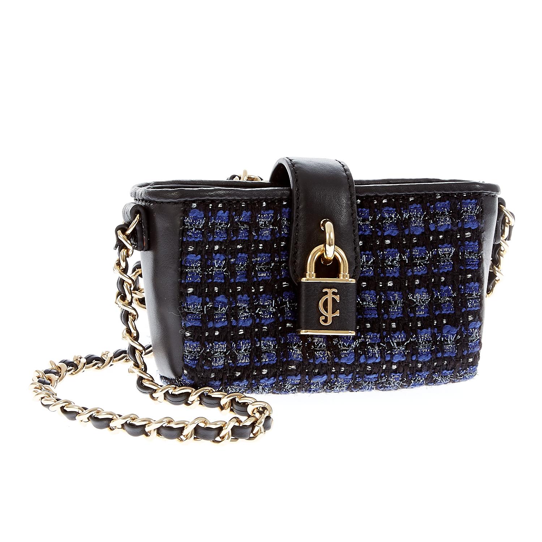 JUICY COUTURE – Γυναικεία τσάντα Juicy Couture μπλε 1434601.0-1171