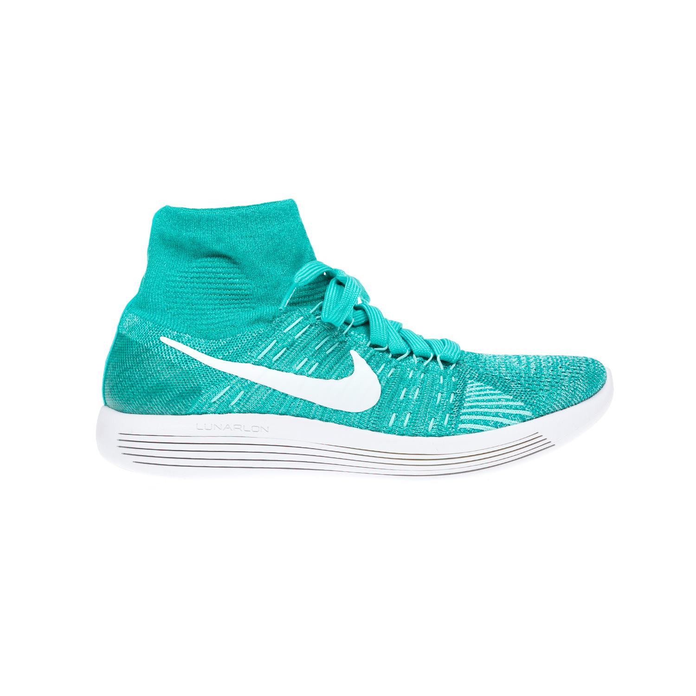 NIKE – Γυναικεία παπούτσια NIKE LUNAREPIC FLYKNIT πράσινα