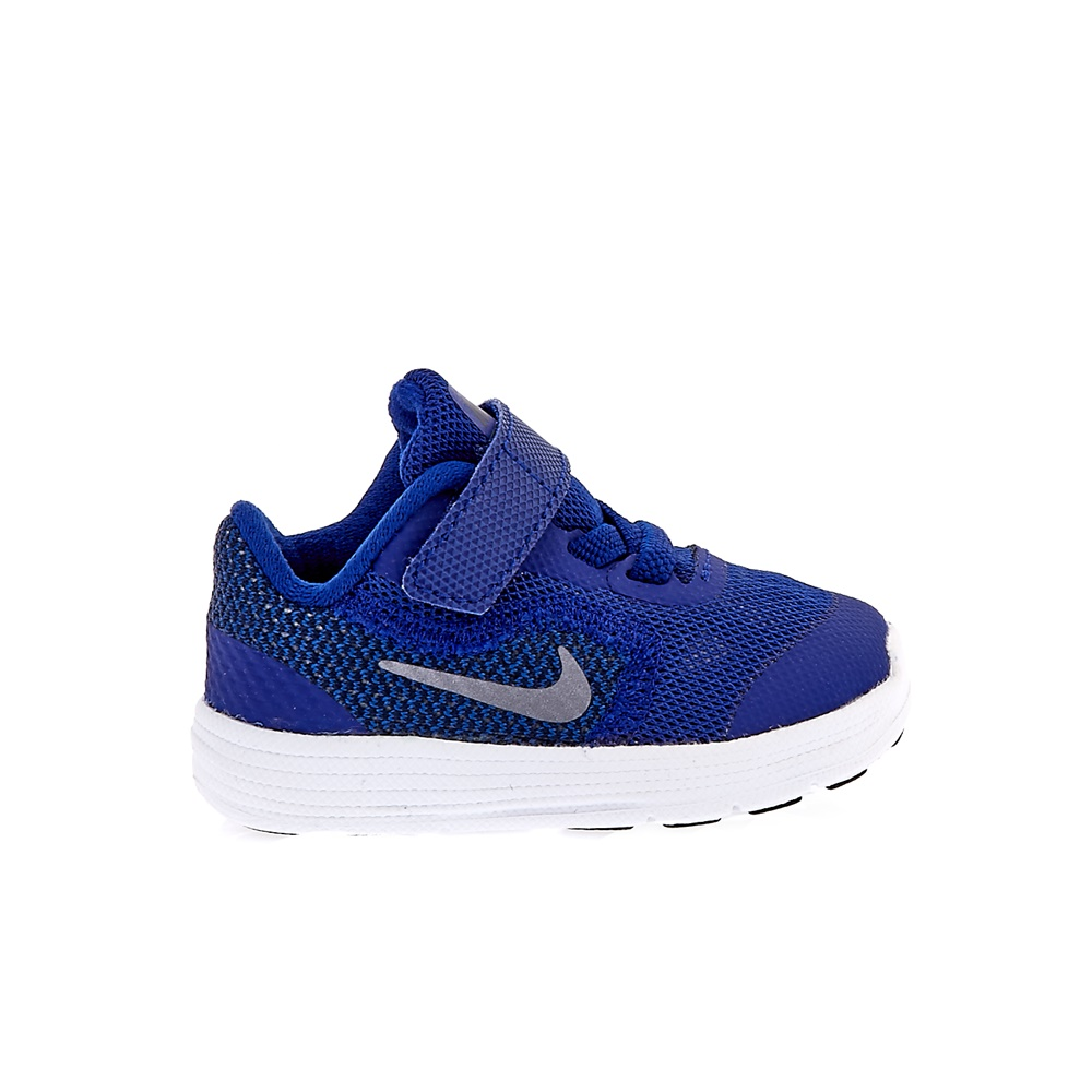 NIKE – Βρεφικά αθλητικά παπούτσια NIKE REVOLUTION 3 μπλε