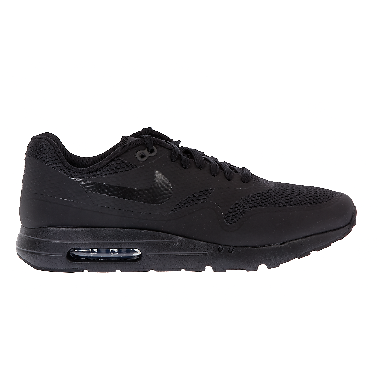 NIKE – Ανδρικά παπούτσια NIKE AIR MAX 1 ULTRA ESSENTIAL μαύρα