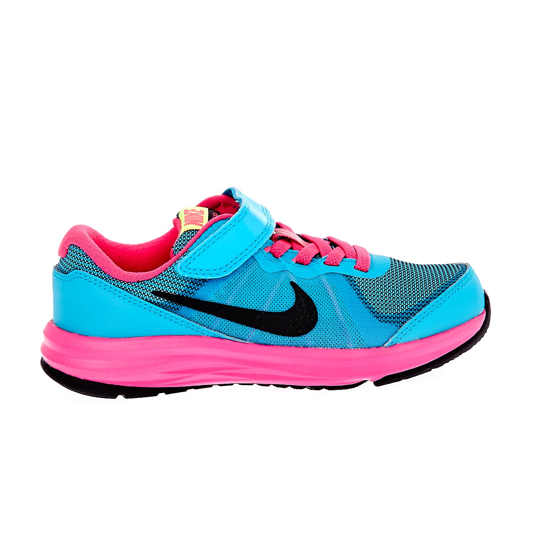 NIKE – Παιδικά αθλητικά παπούτσια NIKE KIDS FUSION X 2 τυρκουάζ