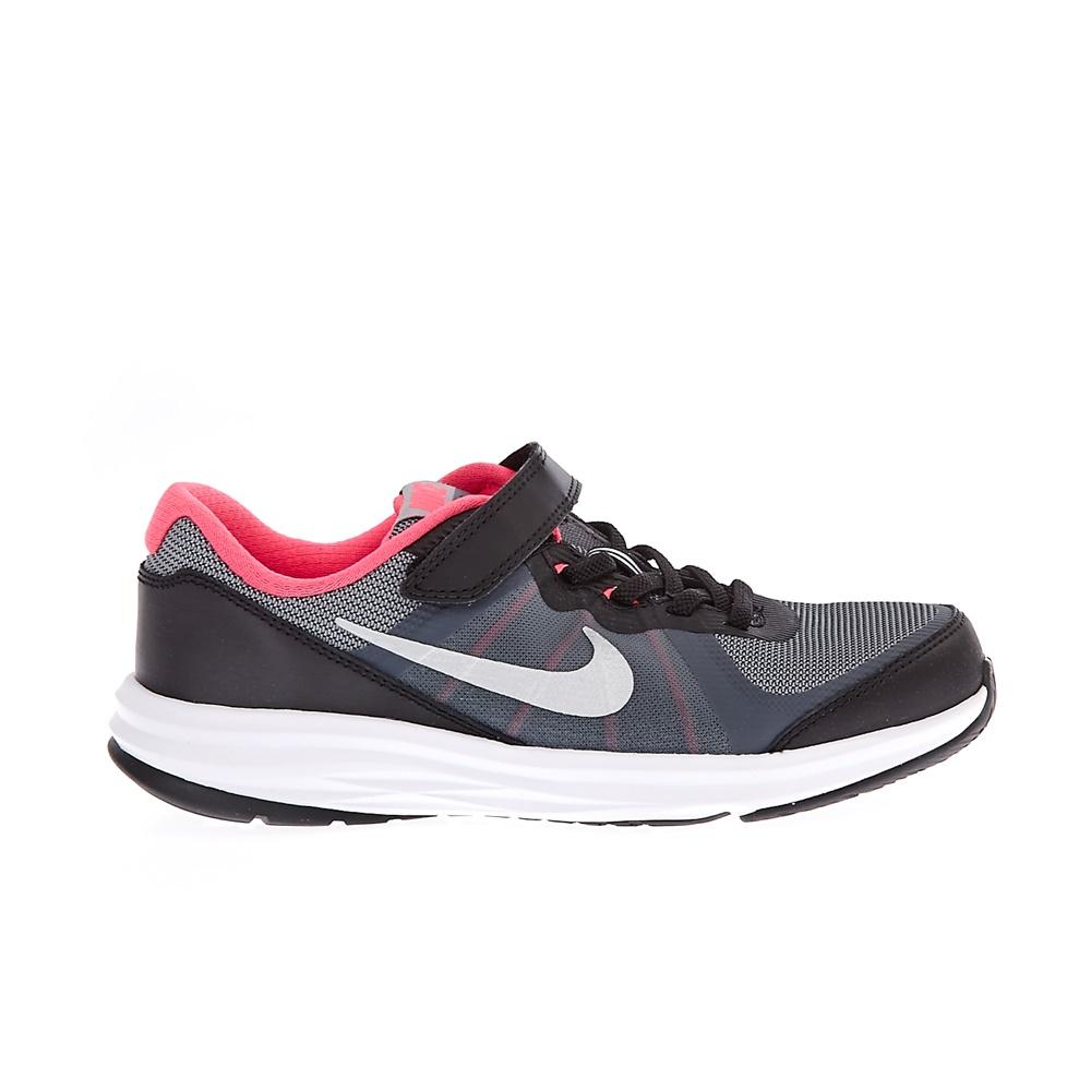 NIKE – Παιδικά αθλητικά παπούτσια NIKE KIDS FUSION X 2 μαύρο-ροζ