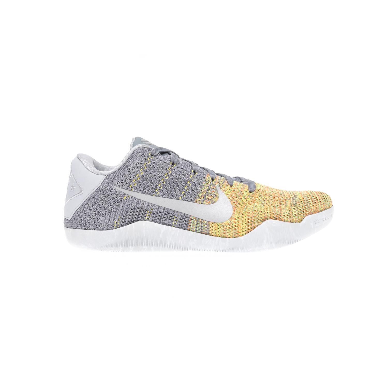 NIKE – Αντρικά παπούτσια NIKE KOBE XI ELITE LOW γκρι-μπεζ