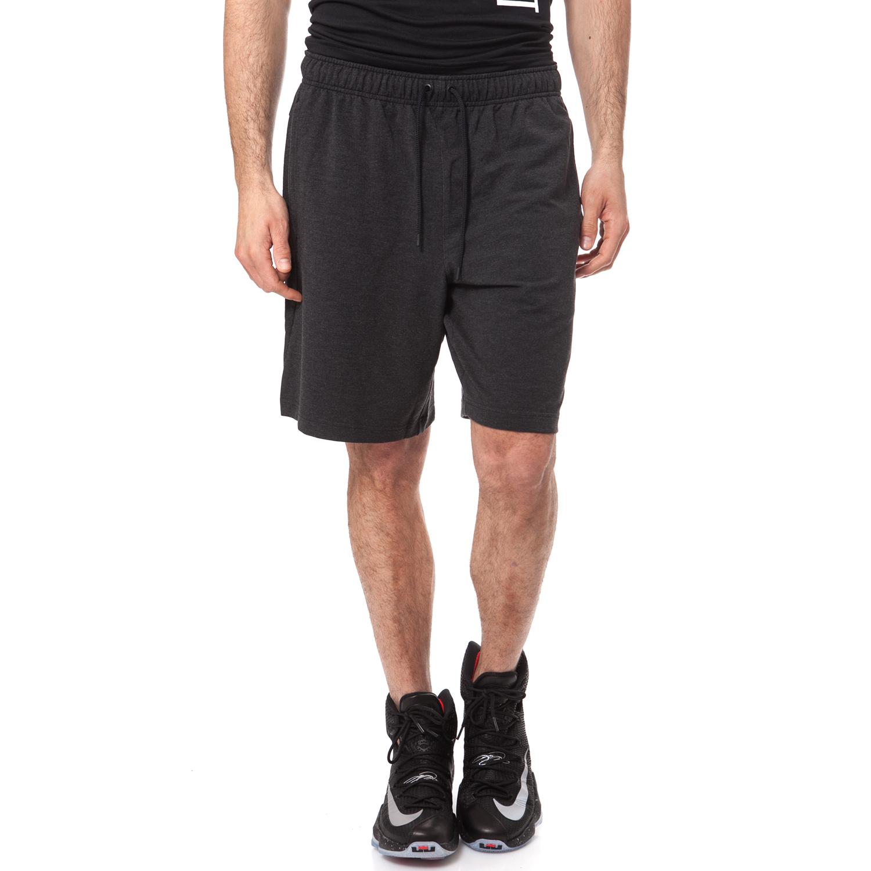 NIKE - Ανδρική βερμούδα NIKE DRY SHORT μαύρη ανδρικά ρούχα σορτς βερμούδες αθλητικά