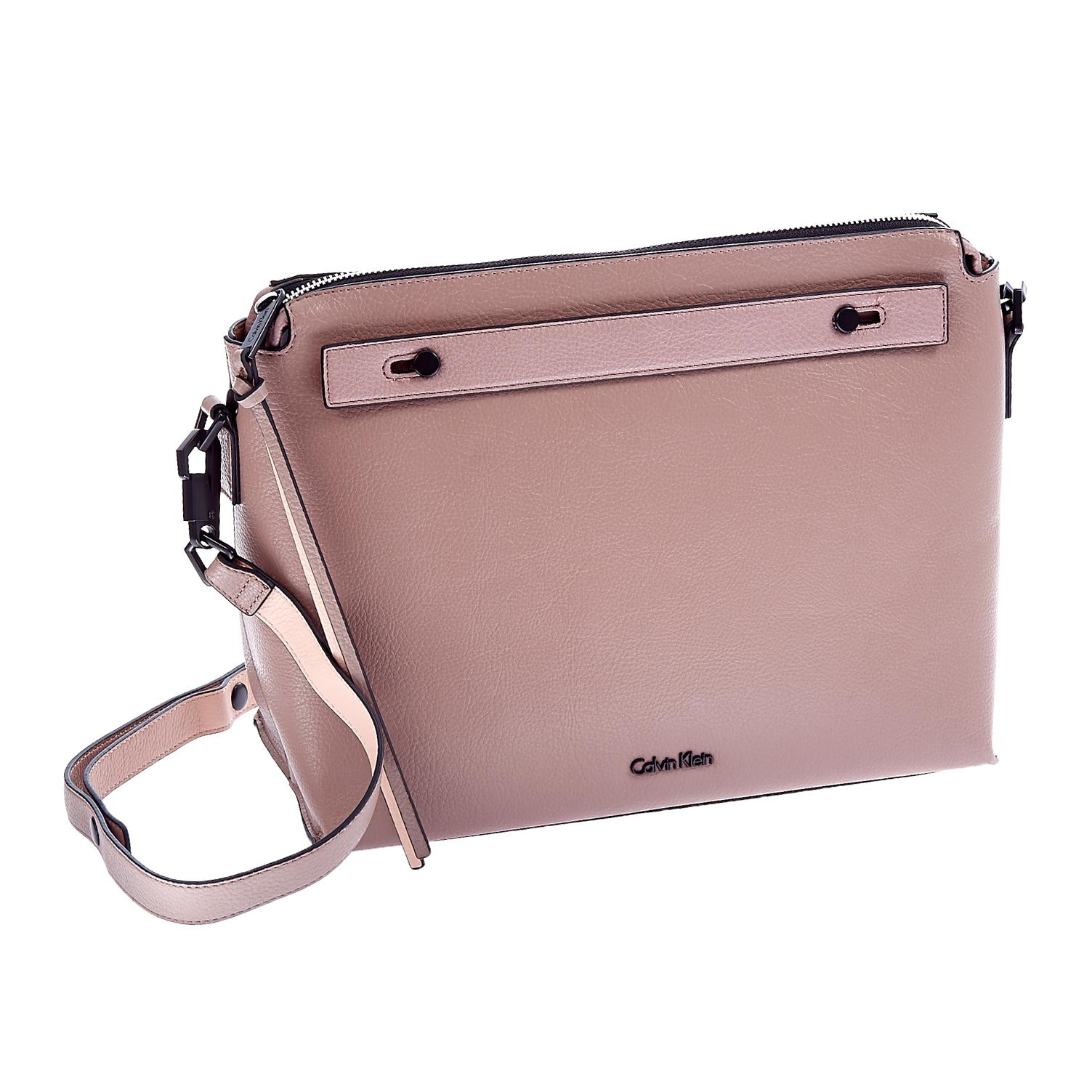 CALVIN KLEIN JEANS – Γυναικεία τσάντα Calvin Klein Jeans ροζ 1437110.0-00P3