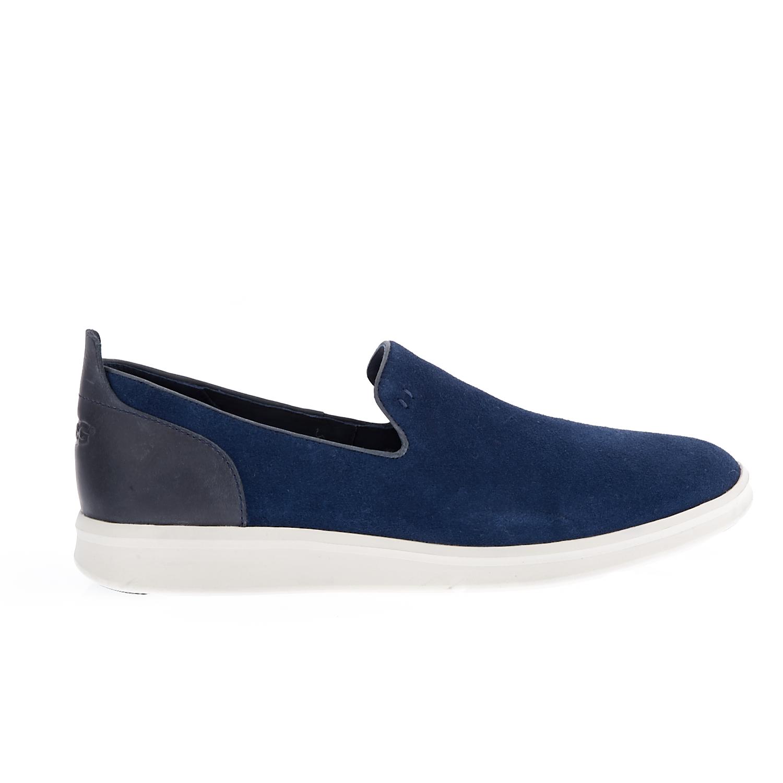 UGG AUSTRALIA – Ανδρικά loafers UGG GALVIN μπλε