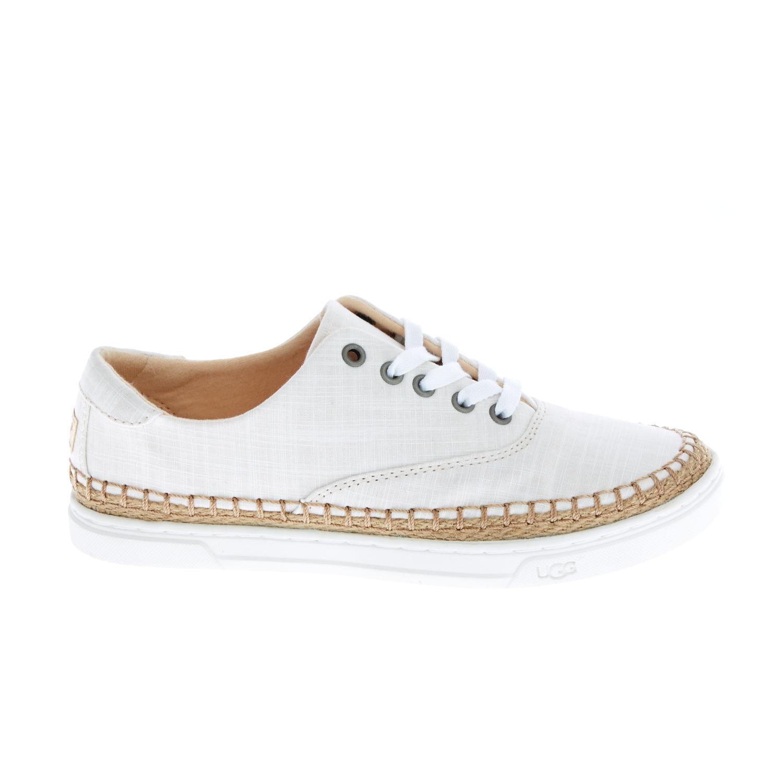 UGG AUSTRALIA - Γυναικεία sneakers UGG EYAN II λευκά γυναικεία παπούτσια sneakers
