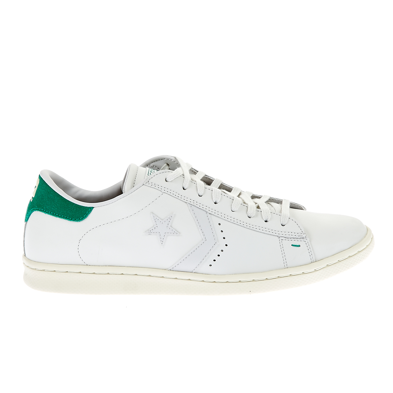 CONVERSE – Γυναικεία παπούτσια Pro Leather LP Ox λευκά