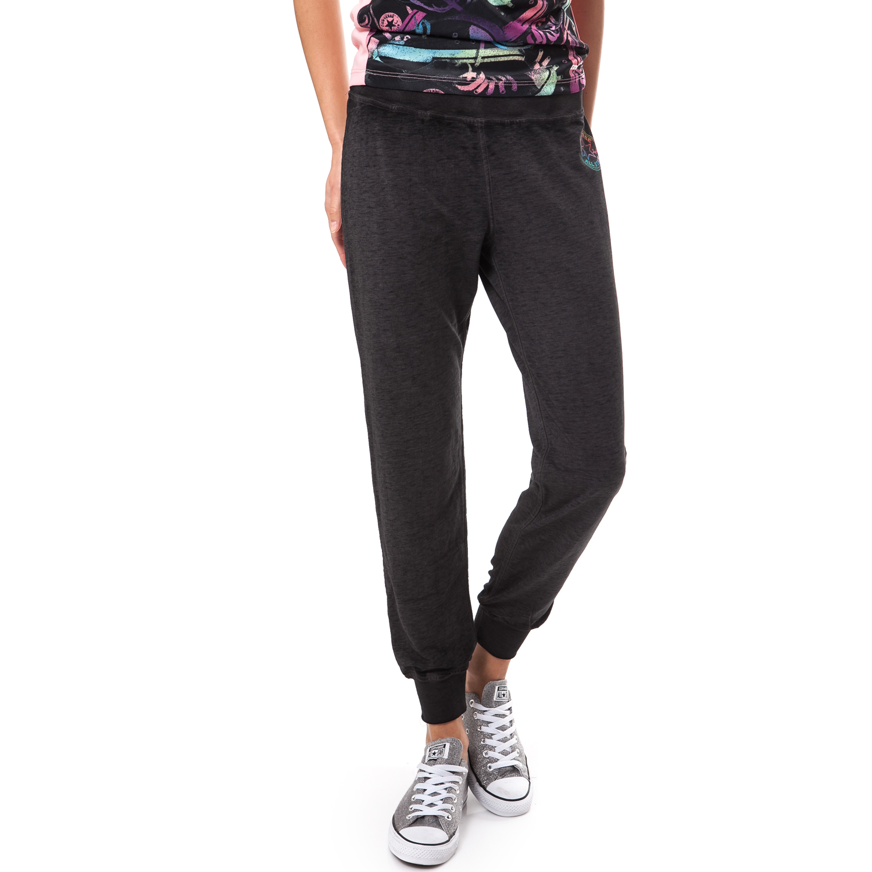 CONVERSE - Γυναικεία φόρμα Converse ανθρακί γυναικεία ρούχα αθλητικά φόρμες