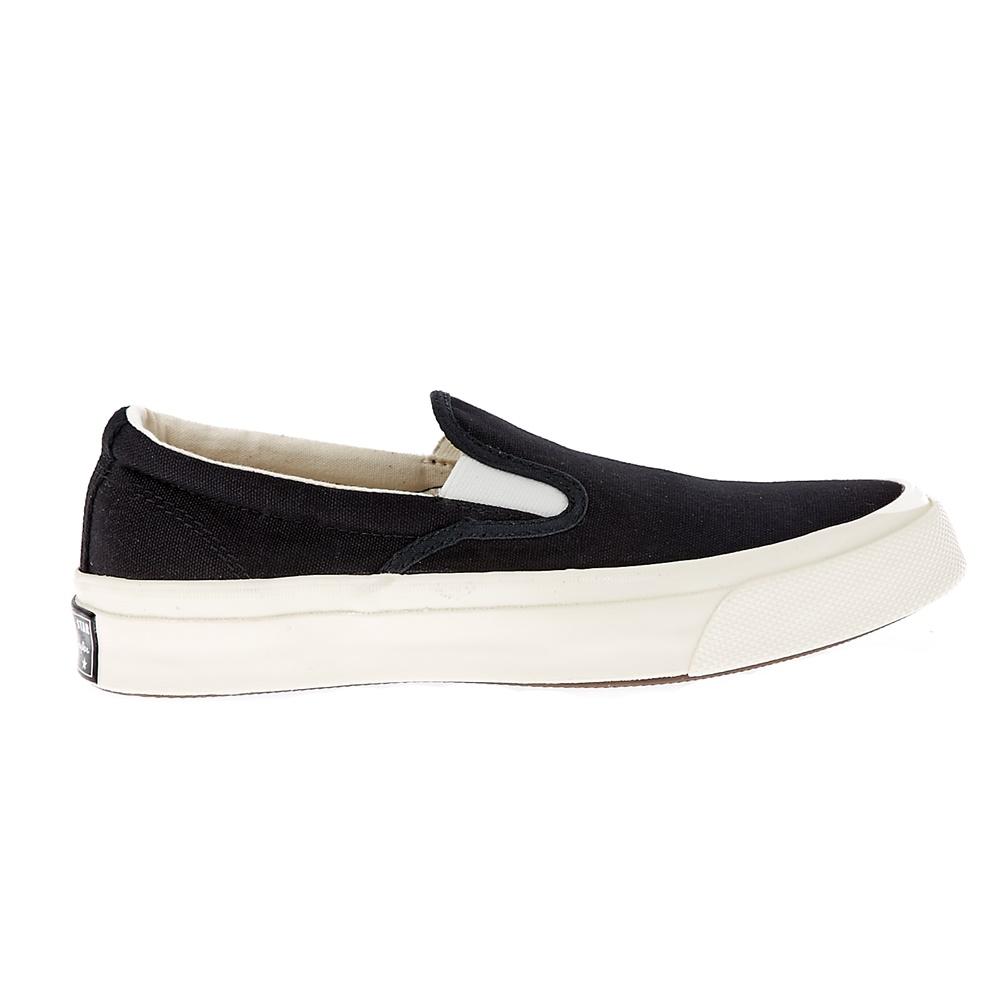 CONVERSE – Unisex παπούτσια Deck Star '70 Slip μαύρα