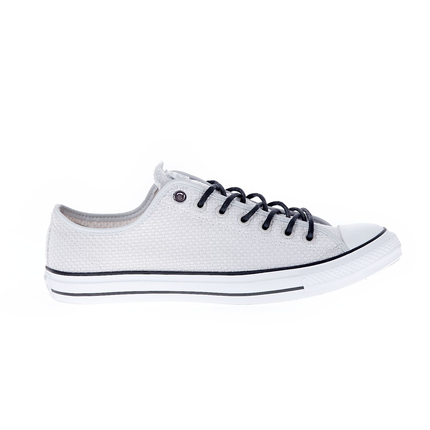 CONVERSE - Unisex παπούτσια Chuck Taylor All Star Ox λευκά-γκρι ανδρικά παπούτσια sneakers
