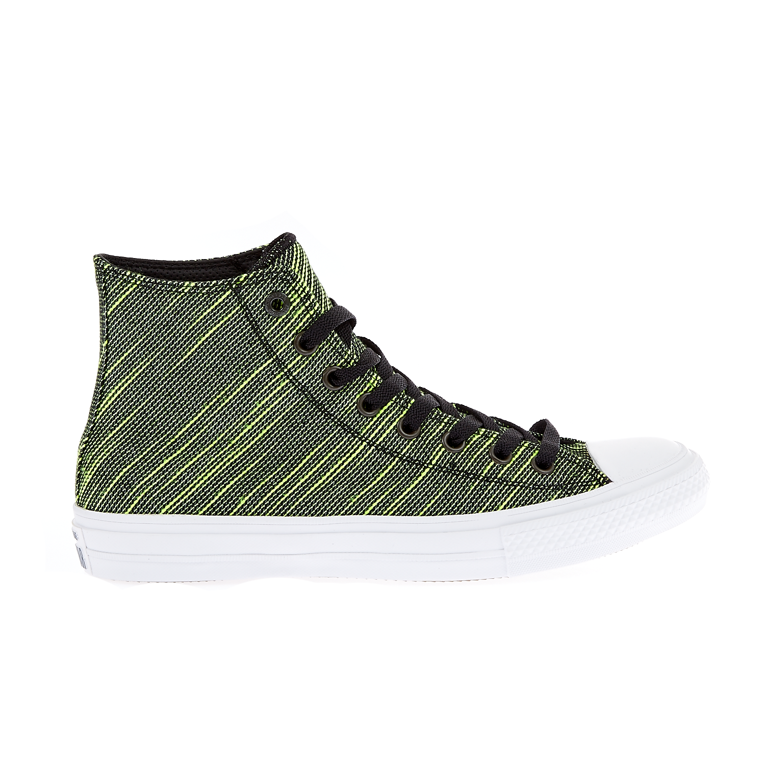 CONVERSE – Unisex παπούτσια Chuck Taylor All Star II Hi μαύρα-πράσινα