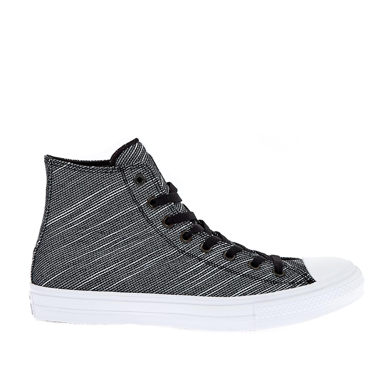 CONVERSE – Unisex παπούτσια Chuck Taylor All Star II Hi μαύρα-γκρι